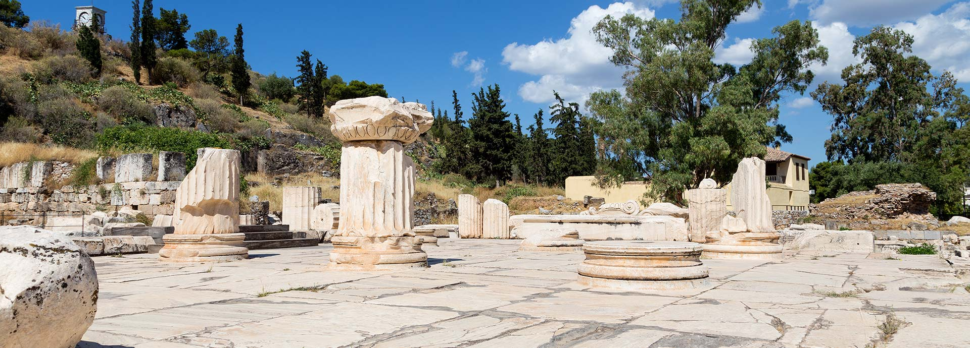Image of Eleusis. Tours by PrivateToursAthens