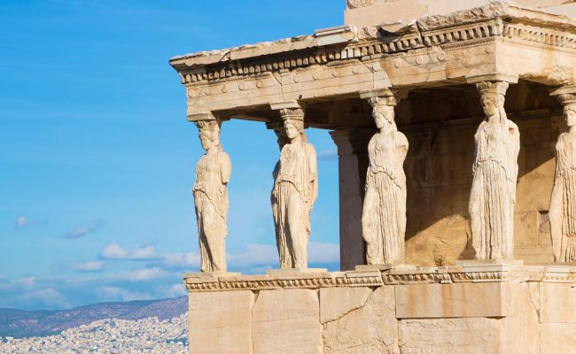 Image of Erechtheum. Tours by PrivateToursAthens