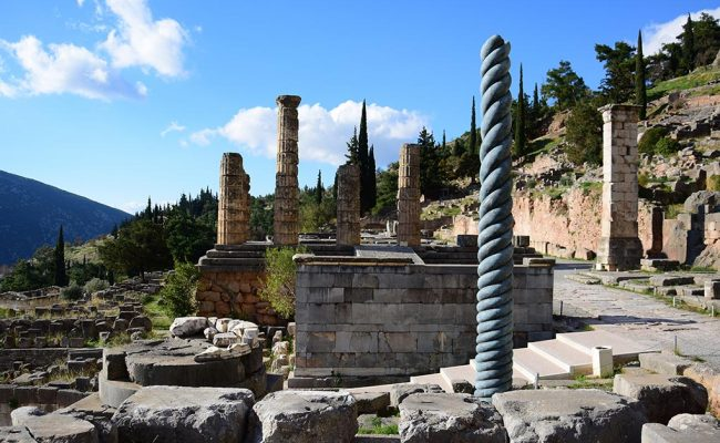Image of Delphi. Tours by PrivateToursAthens