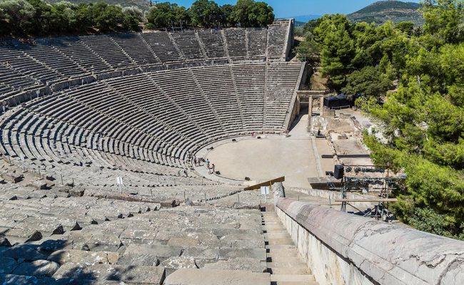 Image of Epidaurus. Tours by PrivateToursAthens