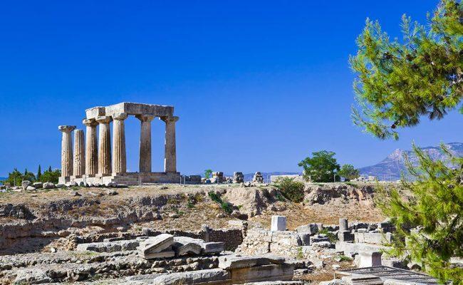 Image of Corinthos. Tours by PrivateToursAthens