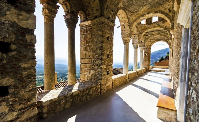 Image of Mystras. Tours by PrivateToursAthens
