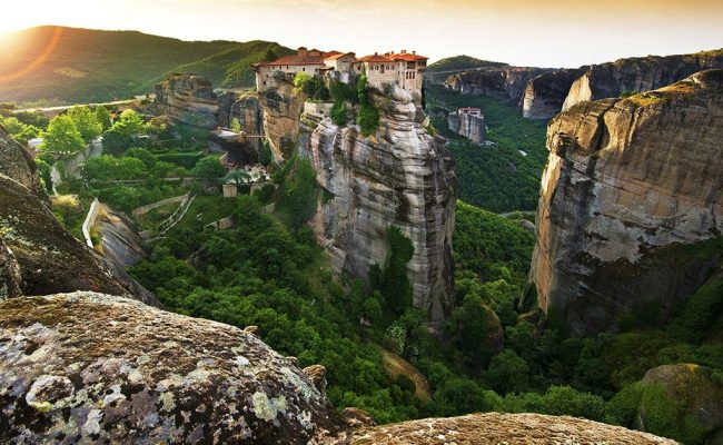 Image of Meteora. Tours by PrivateToursAthens