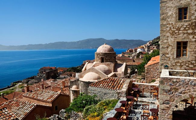 Image of Monemvasia. Tours by PrivateToursAthens