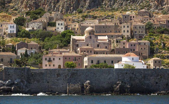 Image of Monemvasia. Tours by PrivateToursAthens