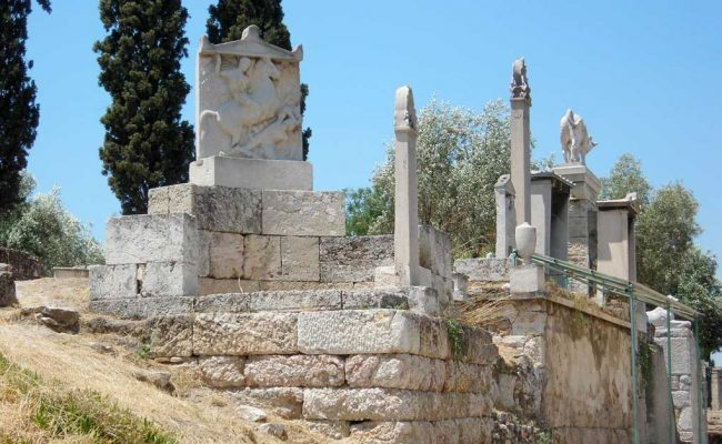 Image of kerameikos. Tours by PrivateToursAthens