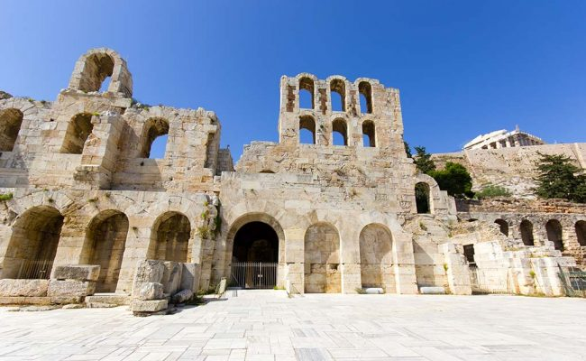 Image of Herodes Atticus. Tours by PrivateToursAthens